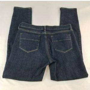 Old Navy Women Sweatheart Bule Jeans Sz 6R